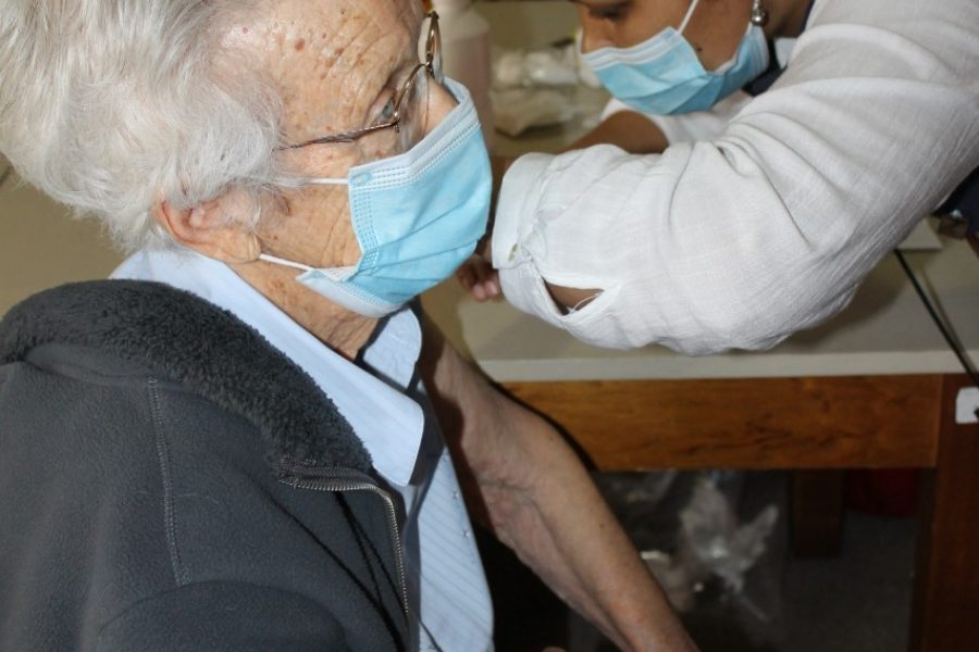 Covid-19: More than 110-thousand WC pensioners vaccinated