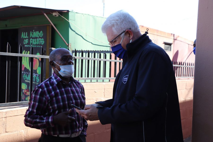 Winde: Please assist pensioners to register for the Covid-19 vaccination