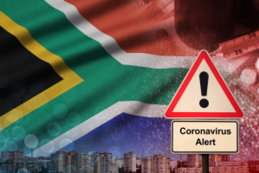 South Africa has technically entered the third Covid-19 wave