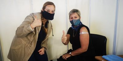 The Western Cape could vaccinate up to 120-thousand people per week.
