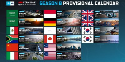 Formula E confirmed for Cape Town for 2022!