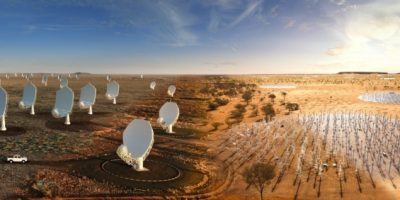 One of the World's most-complex network of radio telescopes to be built in South Africa