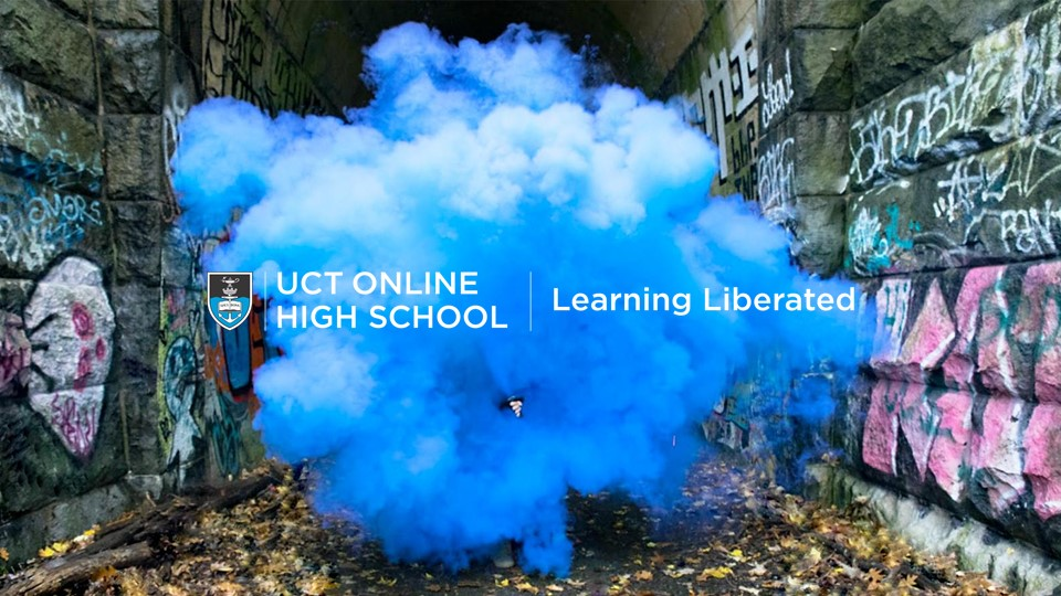 UCT Online High School, University of Cape Town