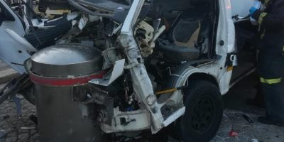 Update: 21 learners injured after this morning's taxi crash outside Parliament