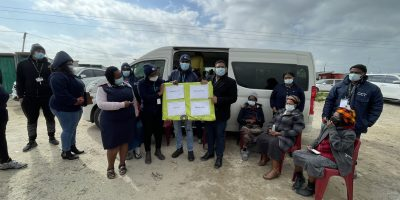 Cape Town's Covid-19 vaccinations vans administer nearly 1,800 injections