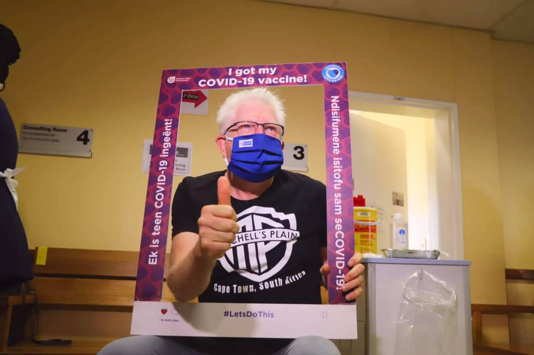 Premier Alan Winde, Covid-19 vaccinations, Weekend vaccinations