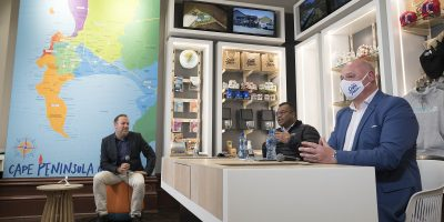 Revamped Visitor Experience Centre opens in Mother City