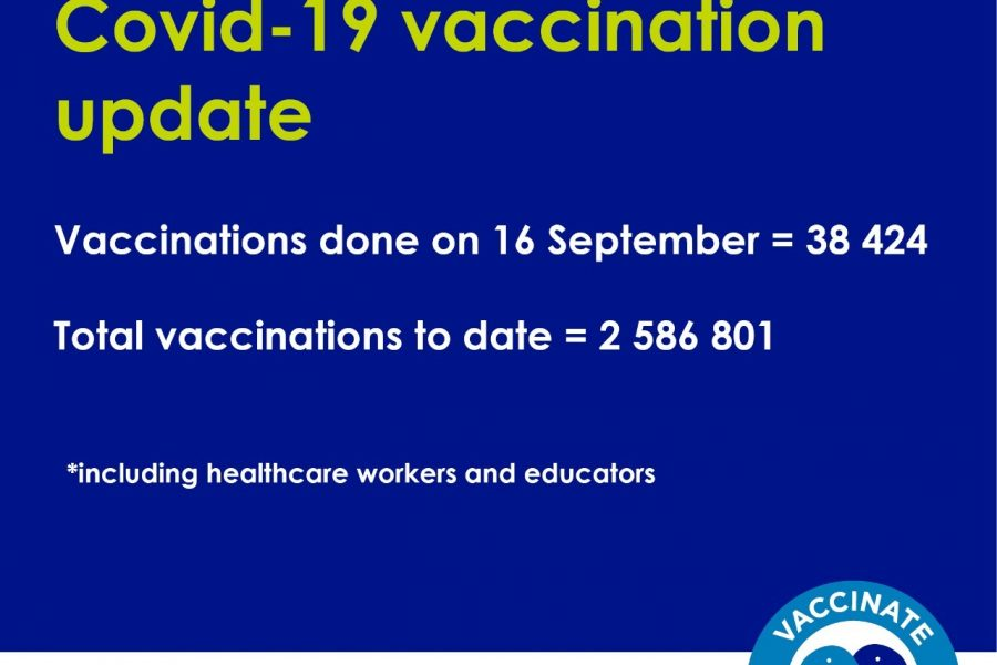 More than 66% of Western Cape pensioners vaccinated against Covid-19