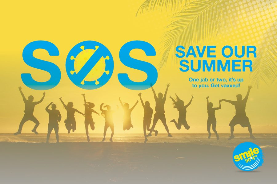 Save our Summer – A Smile 90.4 FM Initiative