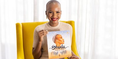 A children's book by Miss South Africa aims to address bullying