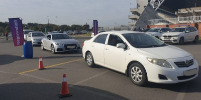 Athlone Stadium vaccination drive-through opens today