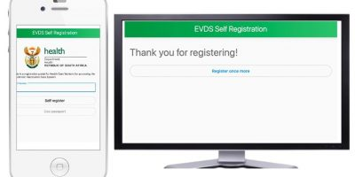 EVDS-platform now allows you to choose when and where to get your Covid-19 injection