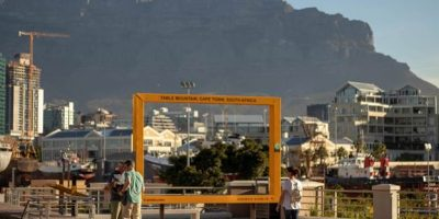 Cape Town voted the Number 1 City in the Middle East and Africa!