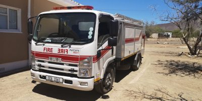 62 fire fighting vehicles acquired for Western Cape municipalities since 2017