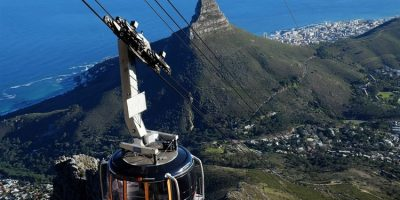 Table Mountain Aerial Cableway celebrates 92 years with special prices for South Africans