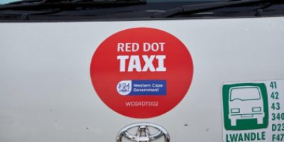 Red Dot Taxi service launched