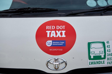 Covid-19, covid-19 vaccination programme, Western Cape, Premier Alan Winde, Red Dot Taxi service